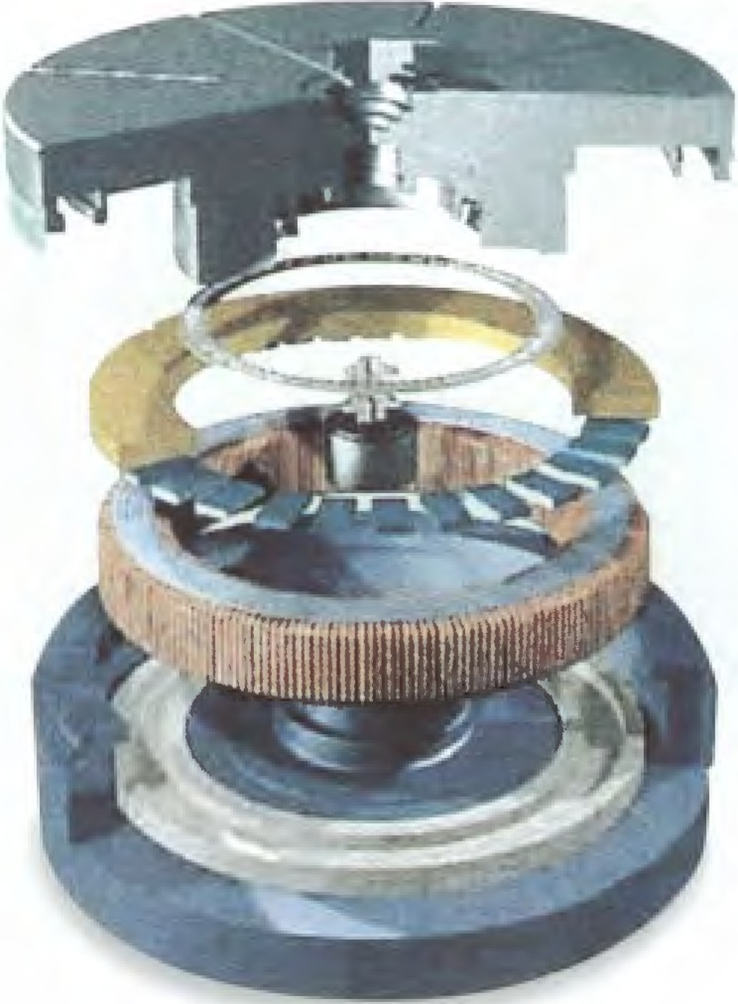 Horizontal rotary tables direct drive rotary tables cnc for Table th horizontal