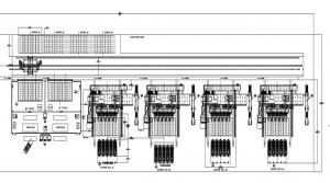 Factory Automation, Automated Part Shuttle,  Machine Retrofit