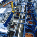 Automatic Pallet Changer