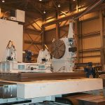 Rotary Table Specialist, Large Horizontal Rotary Table