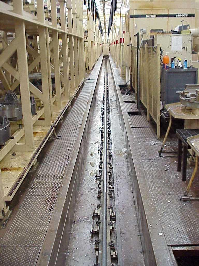 Pallet Storage Systems Pallet Transfer Systems Automated