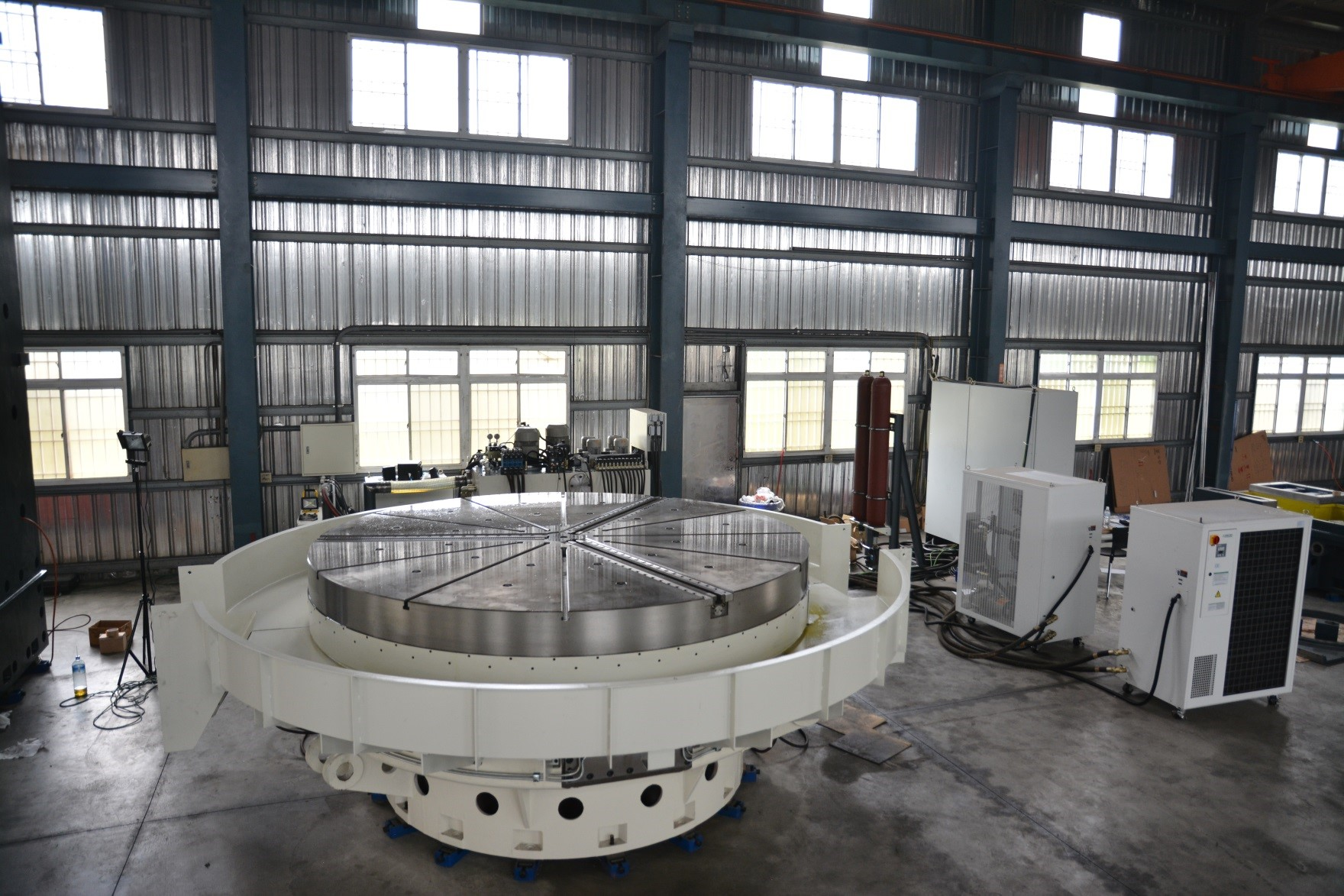 Rotary Table Multiple Spindle Rotary Tables Automatic