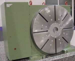 Vertical Rotary Tables, 4th Axis Rotary Table